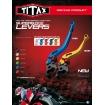CNC páčky - TITAX orginál